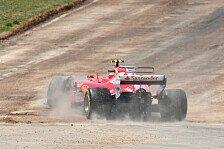 Formel 1 Mexiko: Strafen-Ärger? Räikkönen will mehr Kiesbetten