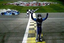 NASCAR - Bilder: Go Bowling 400 - 11. Lauf