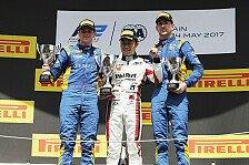 Formel 2 - Bilder: Spanien (Barcelona) - 3. & 4. Lauf