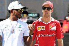 Hamilton über Vettel in Baku: Respektlos, schlechtes Vorbild