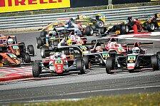 ADAC Formel 4 - Herausforderung Lausitzring: Zweite Runde der F4