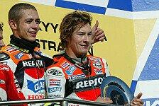Drama um Nicky Hayden: Das sagen Marquez, Rossi und Dovizioso