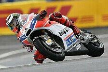 MotoGP setzt ab Mugello auf alten Vorderreifen