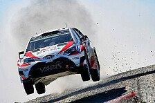 Vorschau Rallye Finnland: Fällt der Geschwindigkeitsrekord?