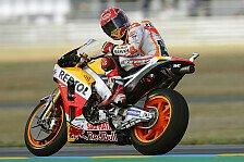 Marquez: Zwei Fehler in fünf Rennen sind zu viel