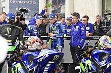 Die Stimmen zum Qualifying der MotoGP in Le Mans, Frankreich
