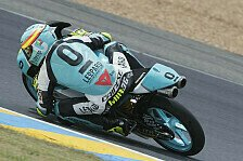 Rennbericht: Joan Mir siegt in Chaos-Rennen mit Massencrash in Le Mans