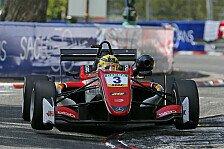 Max Günther gewinnt legendären Grand Prix de Pau