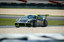 Carrera Cup - B-Wertung:Doppel-Podium für raceunion Huber Racing