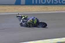 Rossi sicher: Mir fehlten nur vier Kurven zum Sieg in Le Mans