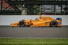 McLaren bestätigt in Austin: 2019 kein Indycar-Programm
