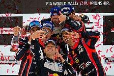 WRC - Bilder: Rallye Portugal - Tag 1 - 3 & Podium