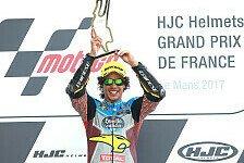 Teamchef bestätigt: Morbidelli vor MotoGP-Aufstieg