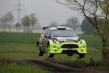 ADAC Rallye Masters und DRM: Halbzeit in Sachsen