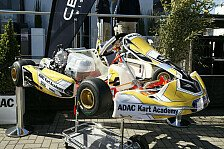 Auftakt der ADAC Kart Academy in Kerpen