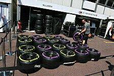 F1-Ausrüster Pirelli reagiert auf Kritik: Reifen 2018 ganze Klasse weicher