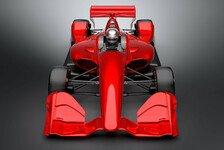 IndyCar: Dallara wird offizieller Lieferant des Aerokits ab 2018