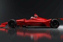 IndyCar - Video: Das neue Aerokit von Dallara