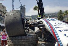 Lance Stroll rechtfertigt Unfall-Aus in Monaco