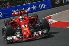 3. Training in Monaco: Vettel erneut mit Rundenrekord