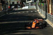 Formel 1, Monaco: McLaren mit bitteren Strafen nach bestem Saison-Qualifying