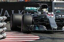 Formel 1, Monaco: Mercedes und das lila Rätsel mit den Ultrasofts
