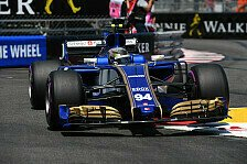 Formel 1, Monaco: Pascal Wehrlein attackiert Jenson Button scharf