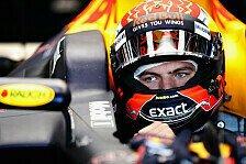 Formel-1-Kracher: Max Verstappen verlängert bei Red Bull