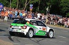 DRM - Fabian Kreim gewinnt AvD-Sachsen-Rallye