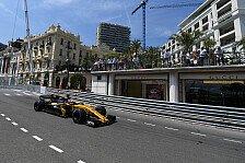 Formel 1, Monaco: Nico Hülkenberg scheidet mit Getriebeschaden aus