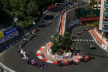 Formel 1 2018 Monaco: Live-TV, Livestream, F1-Zeitplan