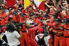 Monaco GP: Topspeeds, Boxenstopps und Top-Facts - Vettel in Schumis Fußstapfen