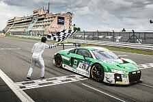 Vierter Sieg für Audi bei den 24h Nürburgring