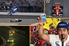 24h Nürburgring, Indy 500, Monaco: Volle Dröhnung Racing - Dramen & Helden