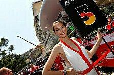 Formel 1 2018: Monaco rebelliert gegen Grid-Girl-Verbot