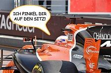 Monaco-Funksprüche: Ich pinkel dir auf den Sitz!