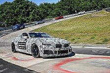BMW enthüllt M8 beim 24-Stunden-Rennen am Nürburgring als GTE-Basis