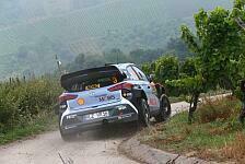 WRC - ADAC Rallye Deutschland ist extrem anspruchsvoll