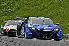 Nach F1-Ausflug: Button fährt jetzt Super GT