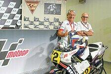 Marco Lucchinelli offiziell zur MotoGP-Legende erhoben