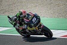 FP4 Mugello: Rossi crasht, Marquez zaubert, Zarco vorn