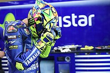 Rossi: So geht es ihm nach zwei MotoGP-Trainings in Mugello