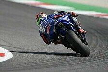Pole-Showdown bei der MotoGP in Mugello: Rossi nur von Vinales geschlagen