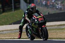 Bremse ernüchtert Folger beim Italien-GP in Mugello: Abschuss oder gerade aus