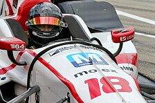 Gutierrez ersetzt Bourdais für den Rest der IndyCar-Saison