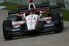 Nach IndyCar-Debüt in Detroit: Gutierrez muss Texas auslassen