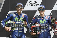 Yamaha: Rossis Entwicklungs-Feedback wichtiger als Vinales'