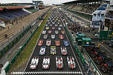 24h Le Mans 2018: Starterliste - Alle Fahrer, Teams und Klassen