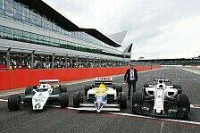 Formel 1 Top-5: Meisterwerke aus Grove