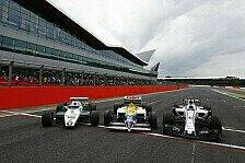 Formel 1 - Video: 40 Jahre Williams! Highlights, Legenden & Stimmen der Geburtstagsfeier